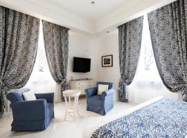 La Ciliegina Lifestyle Hotel, hotel sa Naples