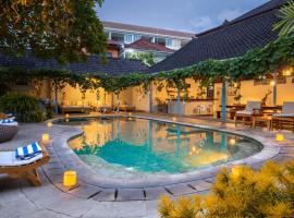Sanur House, отель в Сануре