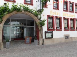 Hotel-Restaurant Pfälzer Hof, Hotel in der Nähe von: Rietburgbahn, Edenkoben