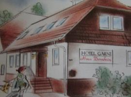 Hotel Garni Haus Dornheim, hotel in Obertshausen