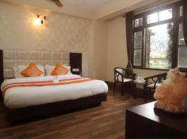 Hotel Dew Pond, pet-friendly hotel in Gangtok