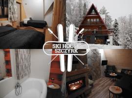 """Ski House Szczyrk - Solisko – hotel w pobliżu miejsca Ośrodek Narciarski """"Biały Krzyż"""" w Szczyrku"""