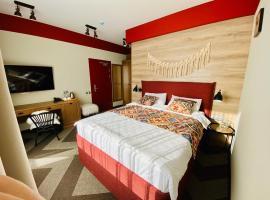 Отель Белый Пик / White Peak Hotel, отель в Архызе