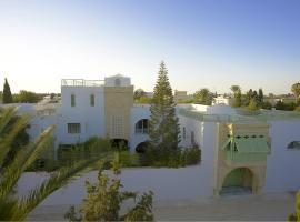 Dar El Yasmine Tunis, guest house in Tunis