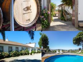 Quinta Da Estrada Winery Douro Valley, hotel in Peso da Régua