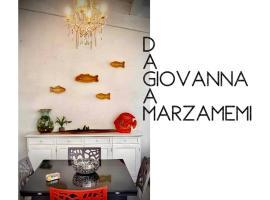 Da Giovanna a Marzamemi, hotel in Marzamemi