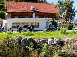 Gasthaus Traube, family hotel in Bichlbach