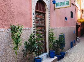 Hôtel Dar Youssef, hotel in Marrakesh