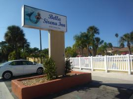 Bella Sirena Inn, hotel near St Pete Beach Theatre, St Pete Beach