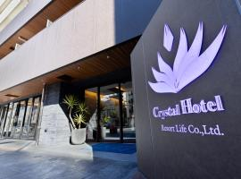 Doutonbori Crystal Exe, hotel in Osaka