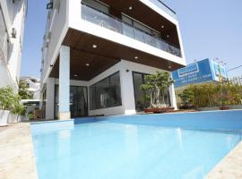 Blue Sea Villa Vung Tau 5 (luxury), cottage ở Vũng Tàu