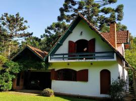 CHALES MARCiTA CHALE, self catering accommodation in Monte Verde