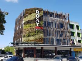 Roxy Hotel Padungan, hôtel à Kuching