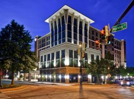 Homewood Suites By Hilton Greenville Downtown, hotel v destinaci Greenville