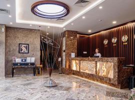 Shera Park Boutique Hotel, отель в Алматы