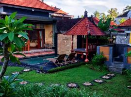 Kanaya Ubud, apartment in Ubud