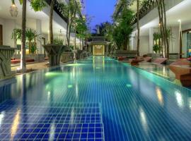 Golden Temple Retreat, hotel in Siem Reap
