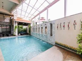 Capital O 19834 La Sella Resort, hotel near Thivim railway station, Agarvado