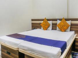 SPOT ON 60868 Hotel Sai Bagicha, hotel in Latur