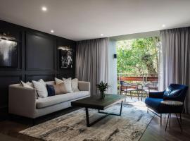 Seven Villa Hotel & Spa, hotel in Johannesburg