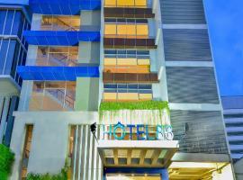 Hotel 88 Embong Kenongo - Kayun, hotel in Surabaya