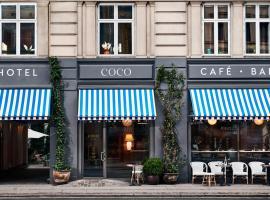 Coco Hotel, hotel in Copenhagen