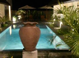 Bruga Villas Restaurant and Spa, hotel in Selong Belanak