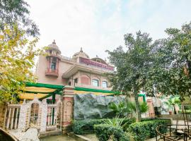 Hotel Shree Jee Palace, hotel en Ghaziabad