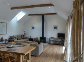 The Woodshed - A newly built, 2 bedroom, cottage near Glastonbury, apartment in Glastonbury