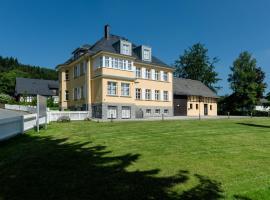 Residenz Itterbach, hotel near Mühlenkopfschanze, Willingen