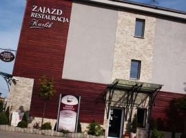 ZAJAZD RESTAURACJA KARLIK, hotel near Katowice Airport - KTW, Radzionków Nowy