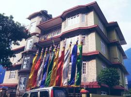 CHAS Breathing Stone, hotel in Kalimpong