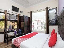 Hotel Vishla Palace, отель в Ришикеше