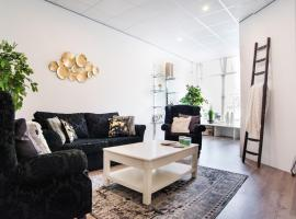 Luxurious two bedroom apartment A kwartier Center, apartment in Groningen