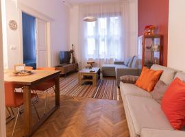 ORANGE Pearl Apartments, hotel v Budapešti