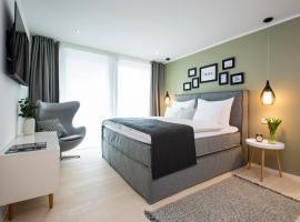 Business Hotel Maier - kontaktloser Check-in, hotel Götzisben