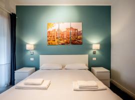 My place, hotel v Římě
