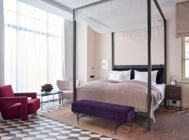 Bagatelle Gardenhouse, hotel in Boedapest