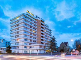 Garden Hotel Krefeld, hotel near Grotenburg Stadium, Krefeld