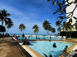 Tanjung Tuan Regency Port Dickson Pool opened since 15 Sept 2021, apartment in Port Dickson