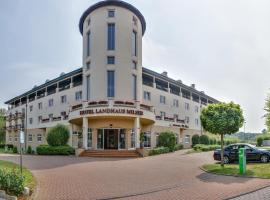 Hotel Landhaus Milser, accessible hotel in Duisburg