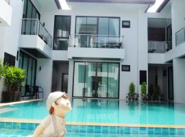Good Day Phuket Hotel, hotel near Prince of Songkla University, Phuket