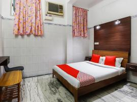 OYO 65719 Sree Ganesh Mahal, hotel near Chennai International Airport - MAA, Chennai
