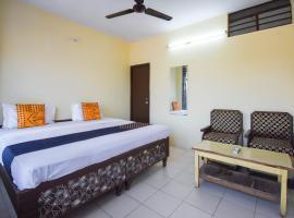 SPOT ON 65964 Hotel Amar, hotel near Mohali Cricket Stadium, Chandīgarh
