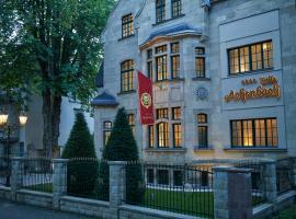 Hotel Villa Achenbach, hotel u gradu Diseldorf