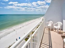 602 - Sunset Chateau, apartment in St. Pete Beach