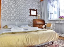 Villa Asesor, sted med privat overnatting i Gdańsk