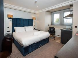 Best Western Chiswick Palace & Suites London, hotel in London