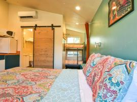 West 2 - Kokopelli West studio. Downtown Location, hotel v destinaci Moab