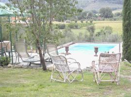 Pretty Holiday Home in Castiglion Fiorentino with Pool, hotel a Castiglion Fiorentino